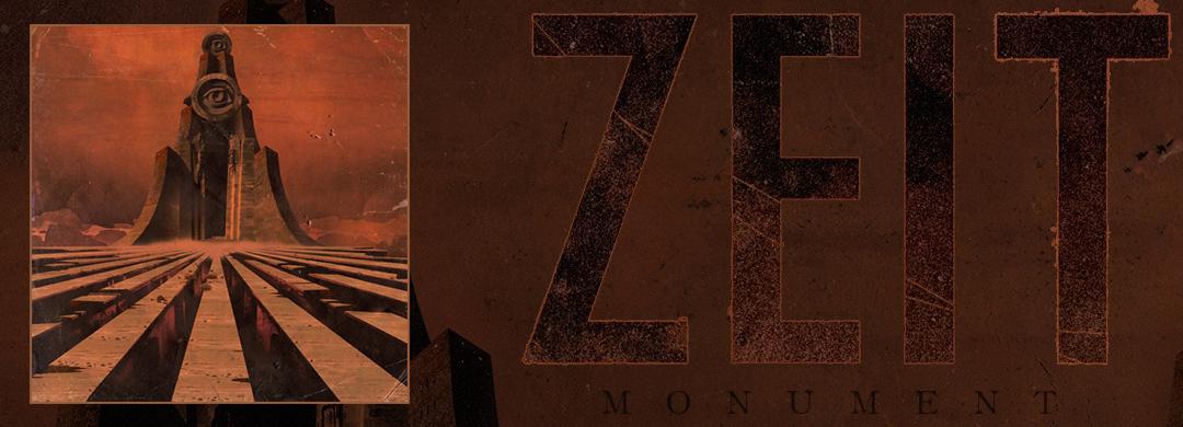 Zeit-Monument-CD