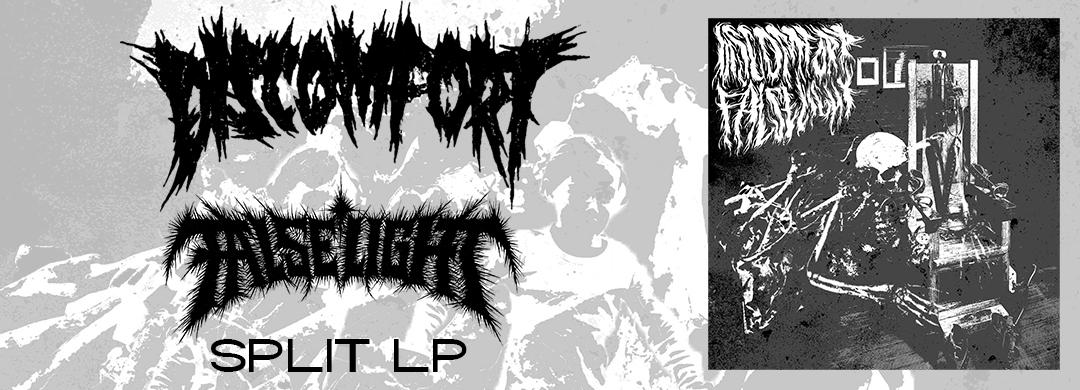 Discomfort-False-Light-Split-LP