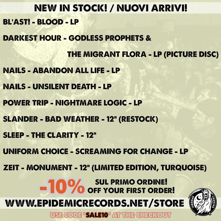 New In Stock