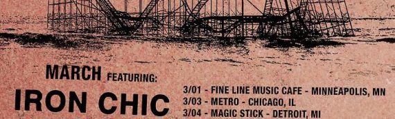 LA ARMADA: North American Tour with Propagandhi.