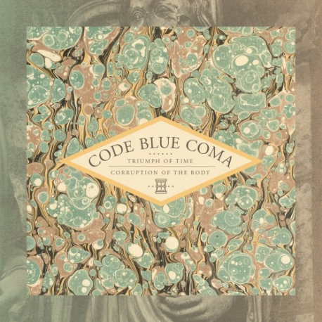 """Code Blue Coma - Triumph Of Time / Corruption Of The Body - 12"""" EP"""
