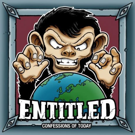 """Entitled - Confessions Of Today - 7"""""""