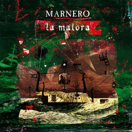 Marnero - La Malora - CD