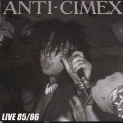Anti-Cimex - Live 85/86 - LP