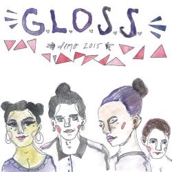 "G.L.O.S.S. - Demo 2015 - 7"""