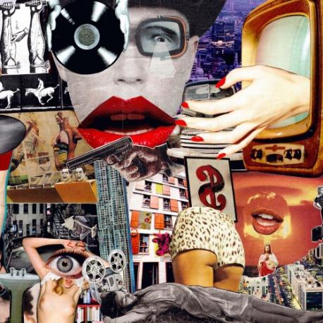 Crop Circles - Citizens Of Fear - LP