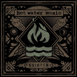 Hot Water Music - Exister - LP