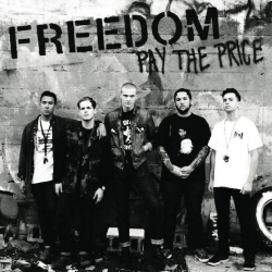 """Freedom - Pay The Price - 7"""""""