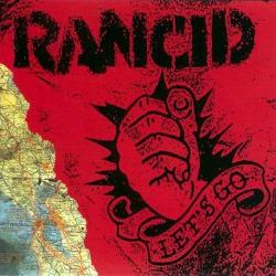Rancid - Let's Go - CD