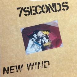 7 Seconds - New Wind - LP