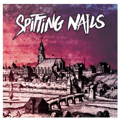 Spitting Nails - S/T - LP