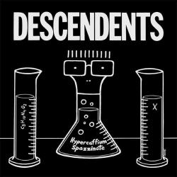 Descendents - Hypercaffium Spazzinate - CD