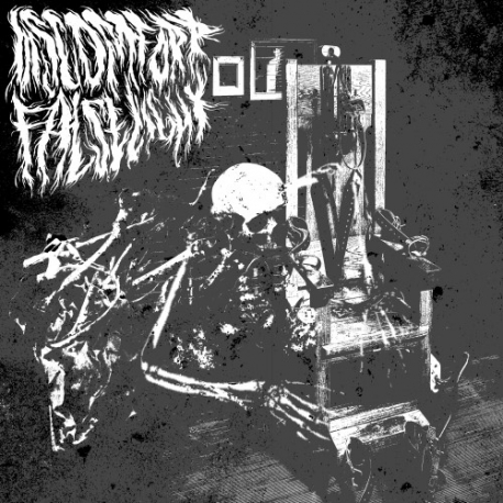 Discomfort / False Light - Split - LP