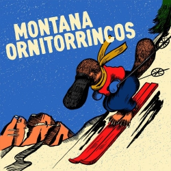 Montana / Ornitorrincos - Split - LP