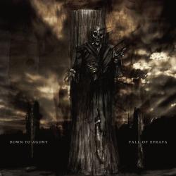 Down To Agony / Fall Of Efrafa - Split - LP
