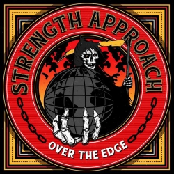 Strength Approach - Over The Edge - LP