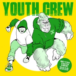 "VV. AA. - Youth Crew 2016 - 7"""