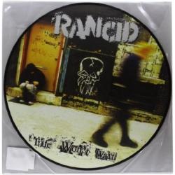 Rancid - Life Won't Wait - LP (Picture Disc)