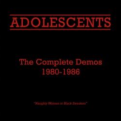 Adolescents - The Complete Demos - LP