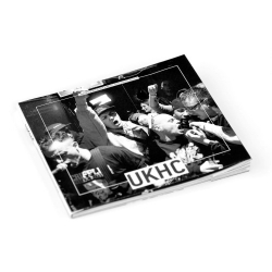 UKHC - United Kingdom Hardcore Photobook - Libro