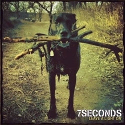 7 Seconds - Leave A Light On - LP