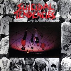 Suicidal Tendencies - S/T - LP