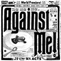 Against Me! - 23 Live Sex Acts - 3LP