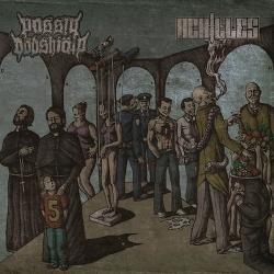 Passiv Dödshjälp / Achilles - Split - LP