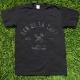 Gab De La Vega - Folkcore - Black - T-Shirt