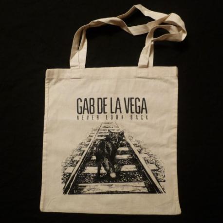 Gab De La Vega - Never Look Back - Tote Bag