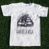 Gab De La Vega - Never Look Back - Bianca - T-Shirt