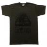 Gab De La Vega - Never Look Back - Grafite - T-Shirt
