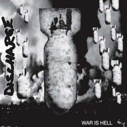 Discharge - War Is Hell - LP