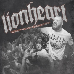 Lionheart - Welcome To The West Coast - CD