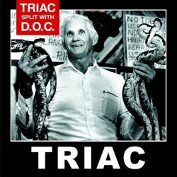 Triac / D.O.C. - Split - LP