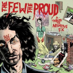 VV. AA. - The Few, The Proud - A Tribute To Negative FX - LP