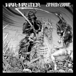 War Master / Unholy Grave - Split - LP