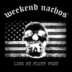 """Weekend Nachos / Wojczech - Live At Fluff Fest - 7"""""""