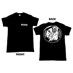 Epidemic Records - Logo fronte e retro - T-Shirt