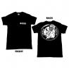 Epidemic Records - Logo fronte e retro - T-Shirt