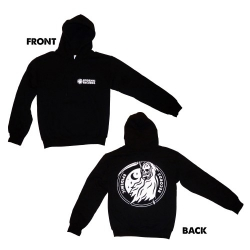 Epidemic Records - Logo front and back - Hoodie