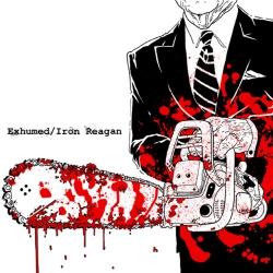 Exhumed / Iron Reagan - Split - LP