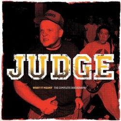 Judge - What It Meant - The Complete Discography - 2LP
