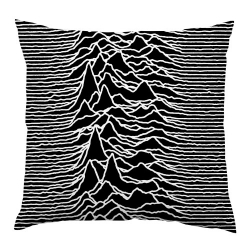 Unknown Pleasures - Cuscino
