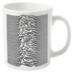 Unknown Pleasures - Coffee Mug