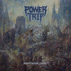 Power Trip - Nightmare Logic - LP