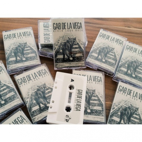 Gab De La Vega - Never Look Back - Tape
