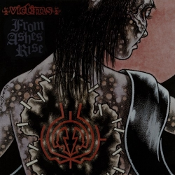 From Ashes Rise / Victims - Split - LP