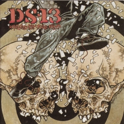 D.S. 13 - Killed By The Kids - LP