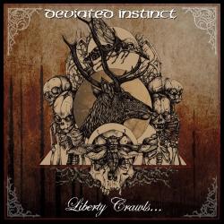 Deviated Instinct - Liberty Crawls - LP